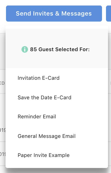 Send Invite Reminders Help Joy
